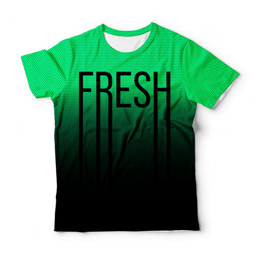 Fresh Neon Green T-Shirt