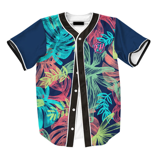 Colorful Leaves Jersey