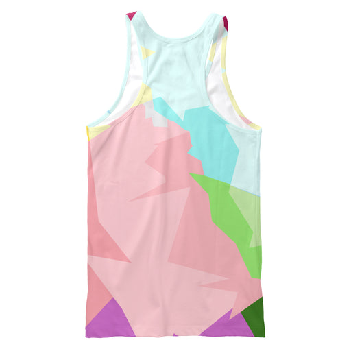 Colorful Ara Tank Top