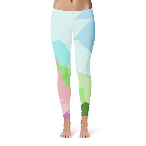 Colorful Ara Leggings