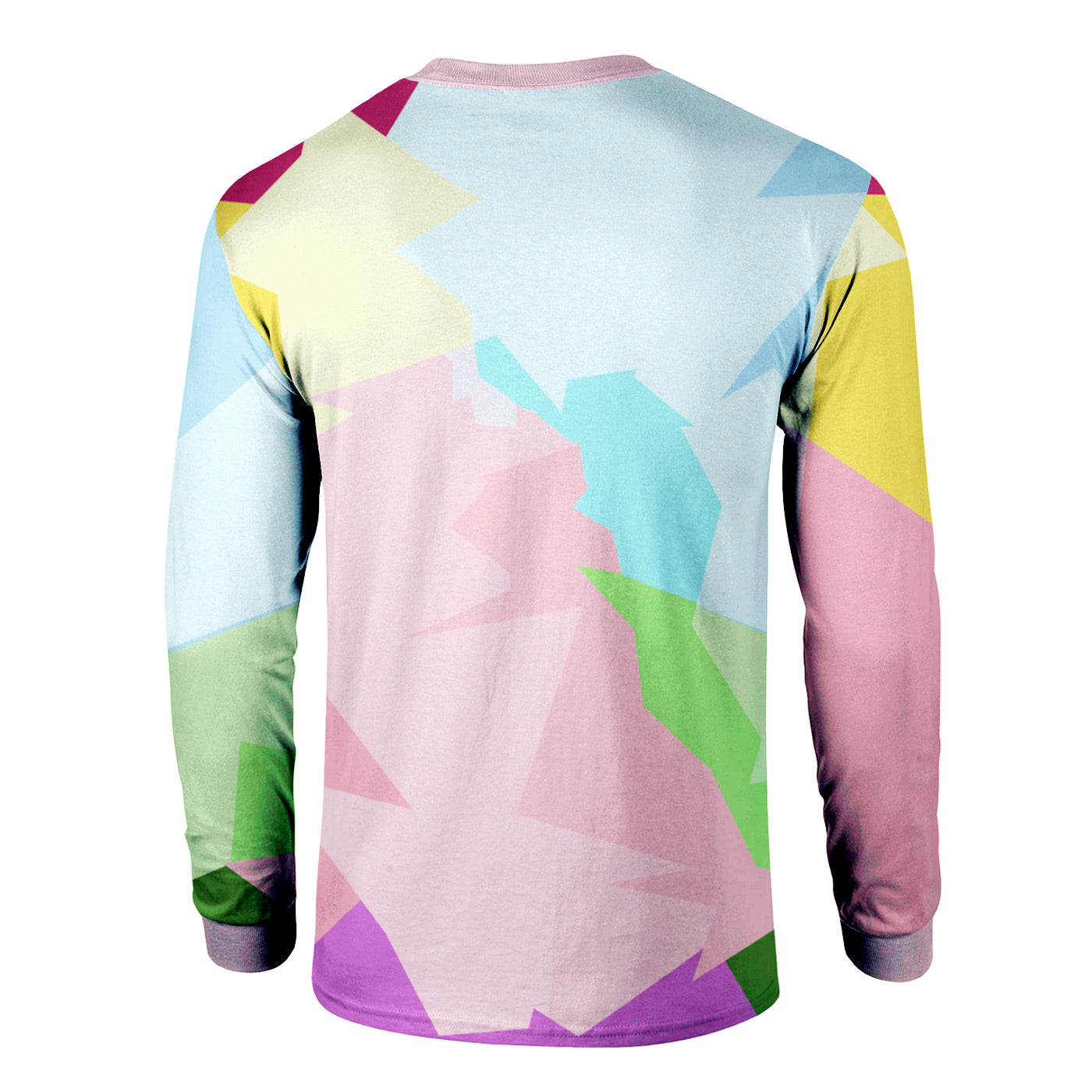 Colorful Ara Long Sleeve Shirt