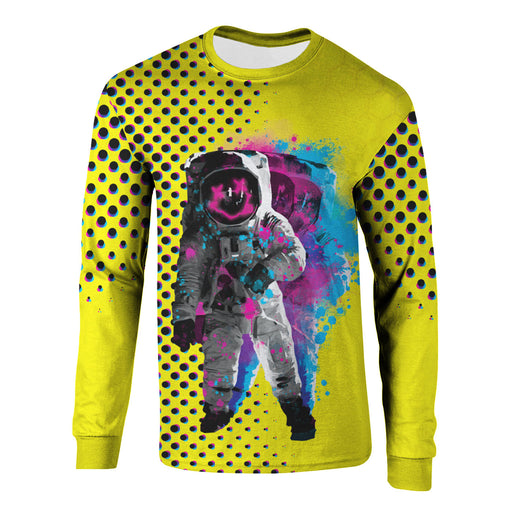 Dazed In Space Long Sleeve Shirt