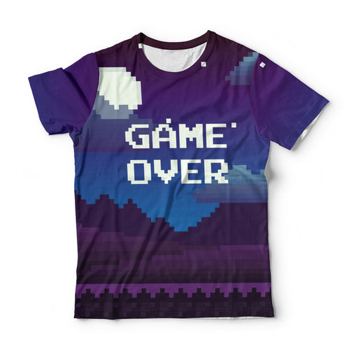 Pixel Game Over T-Shirt