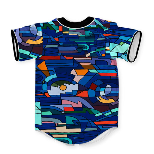 Abstract Mosaic Jersey