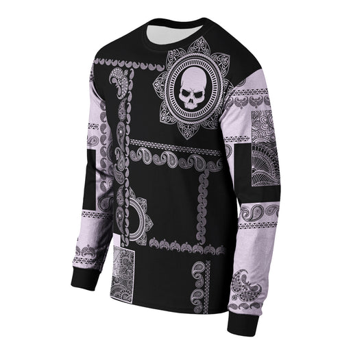Skull Tribe Long Sleeve Shirt