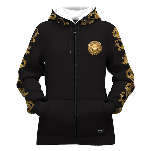 Bourgeois Women Zip Up Hoodie