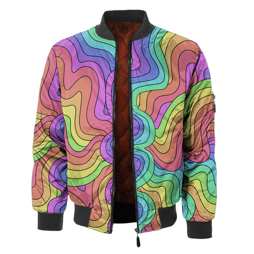 Lost Clown Bomber Jacket