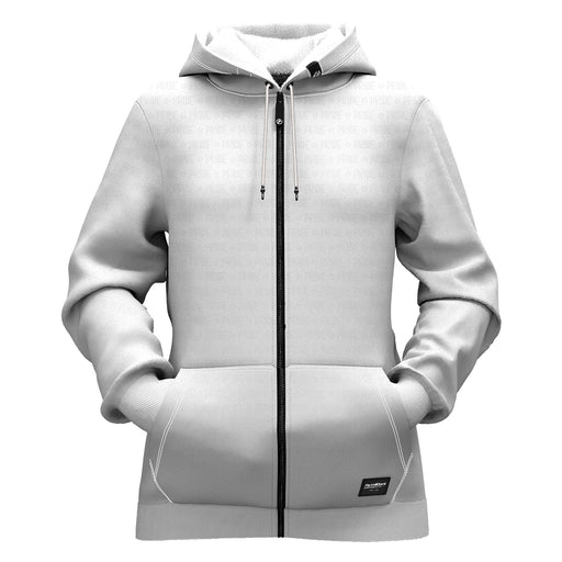 All Welcome Women Zip Up Hoodie