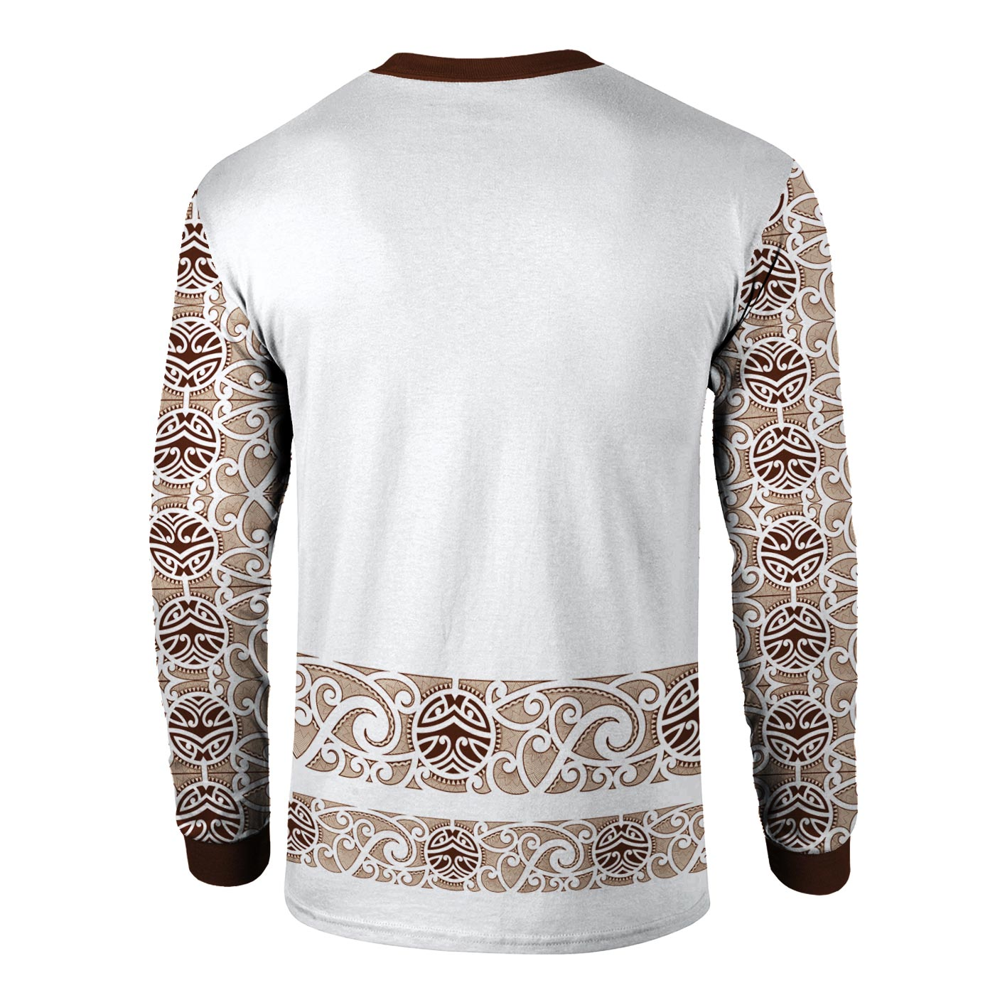 Maori Long Sleeve Shirt
