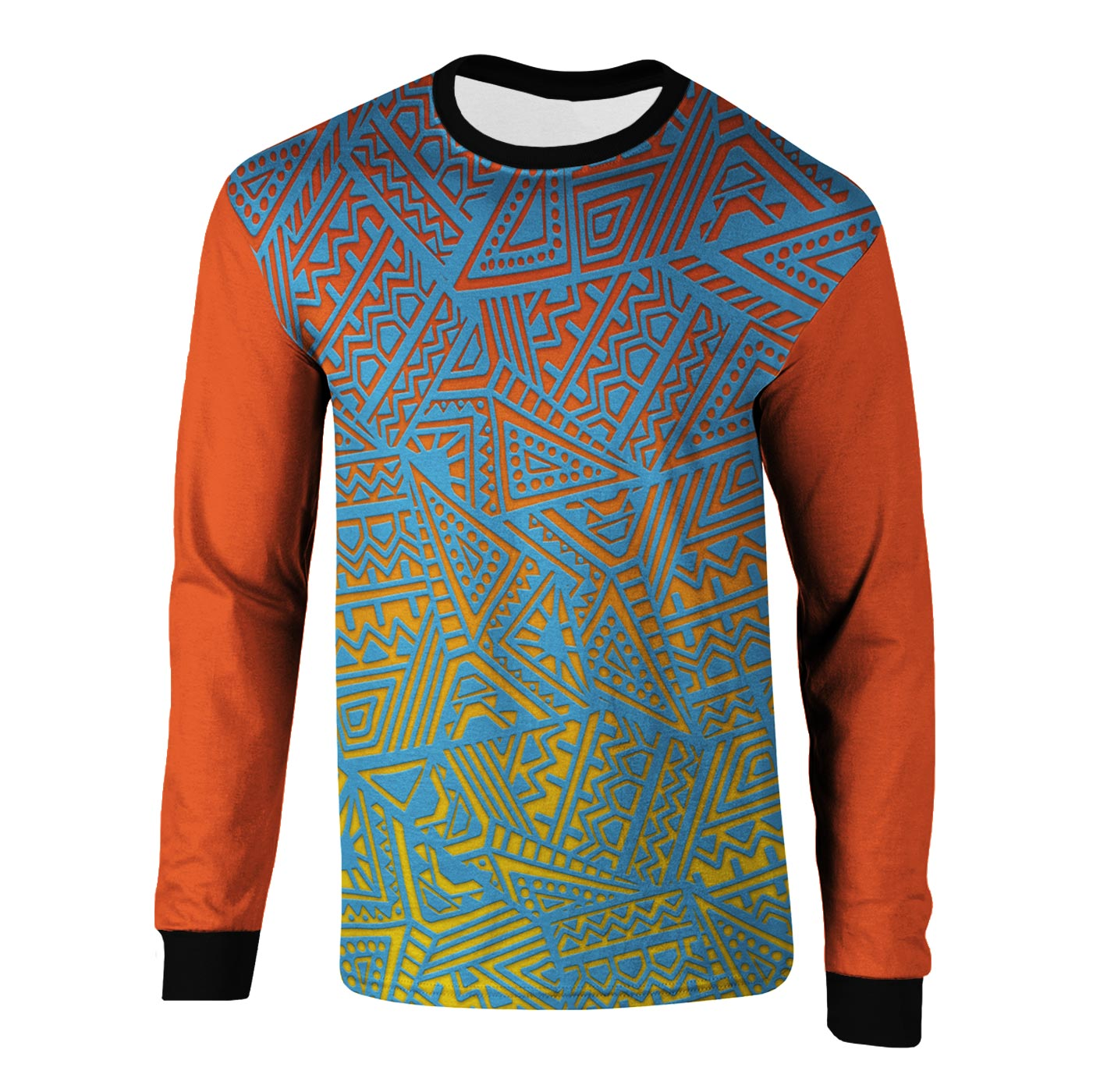 Sunset Long Sleeve Shirt
