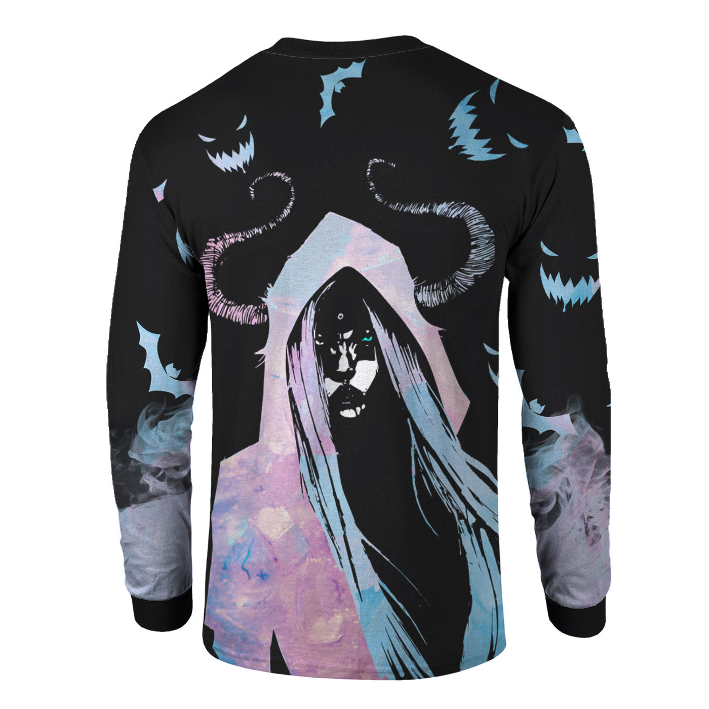 Demon Girl Long Sleeve Shirt