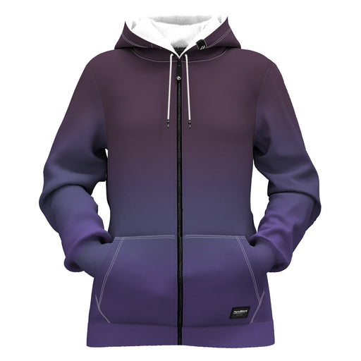 True Mind Women Zip Up Hoodie