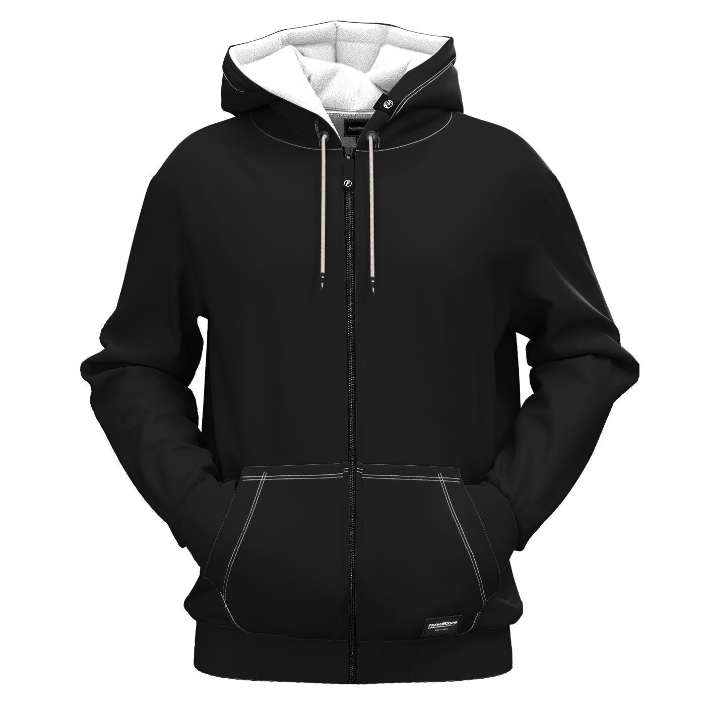 Protect Yourself Zip Up Hoodie