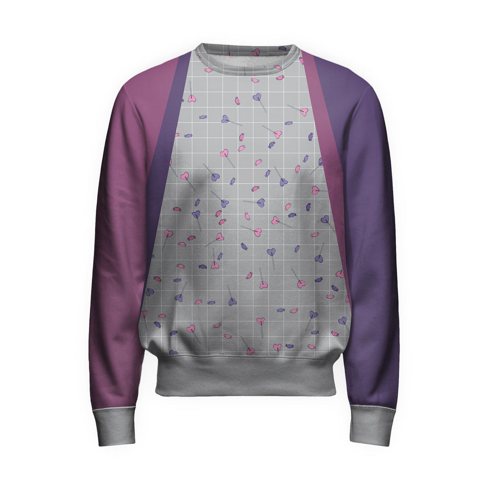 Heart Pops Sweatshirt