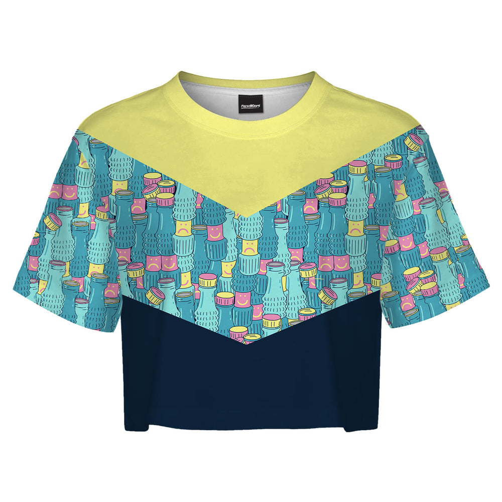 Squeezers Crop Top