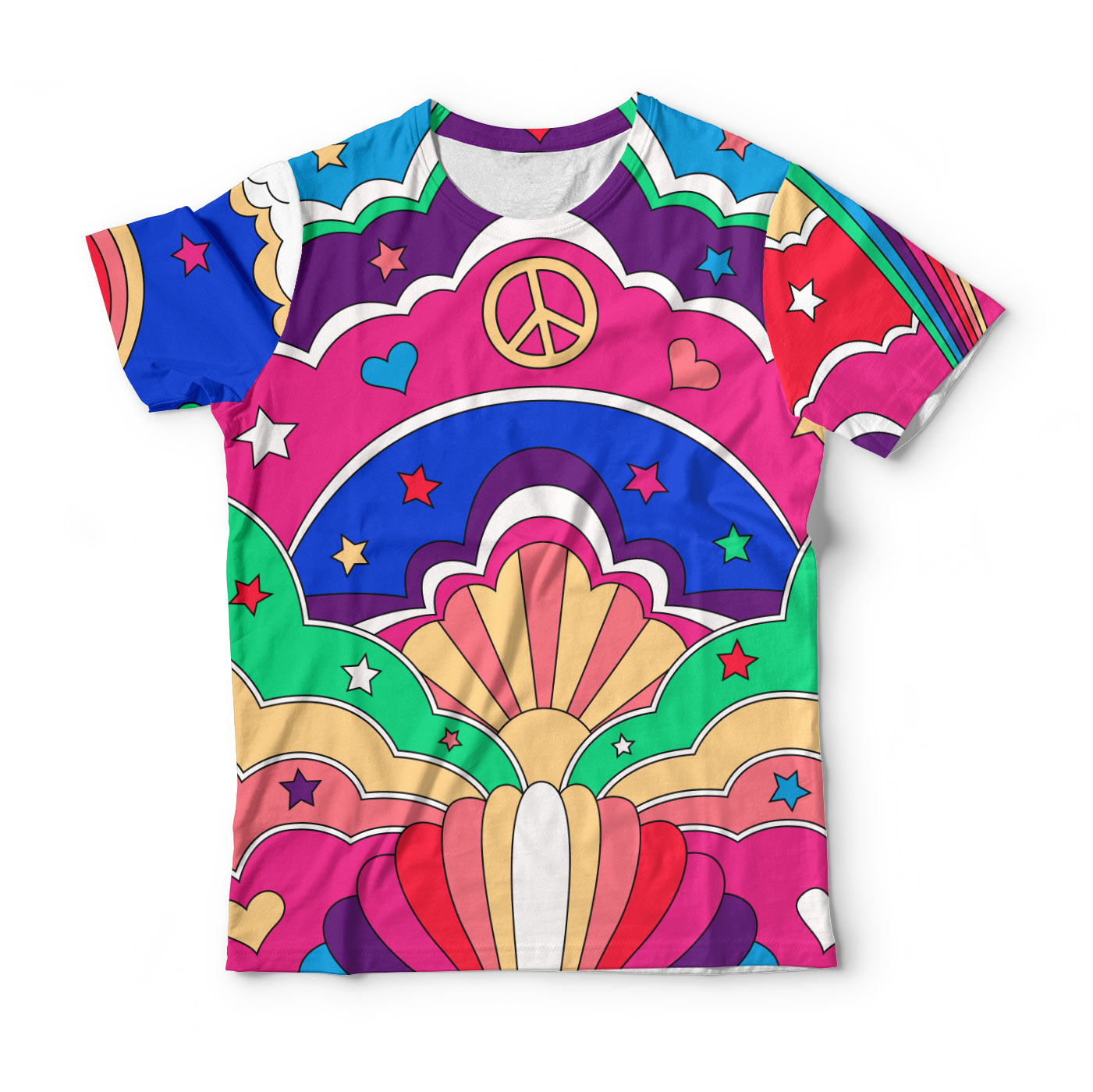 Peace N' Love T-Shirt