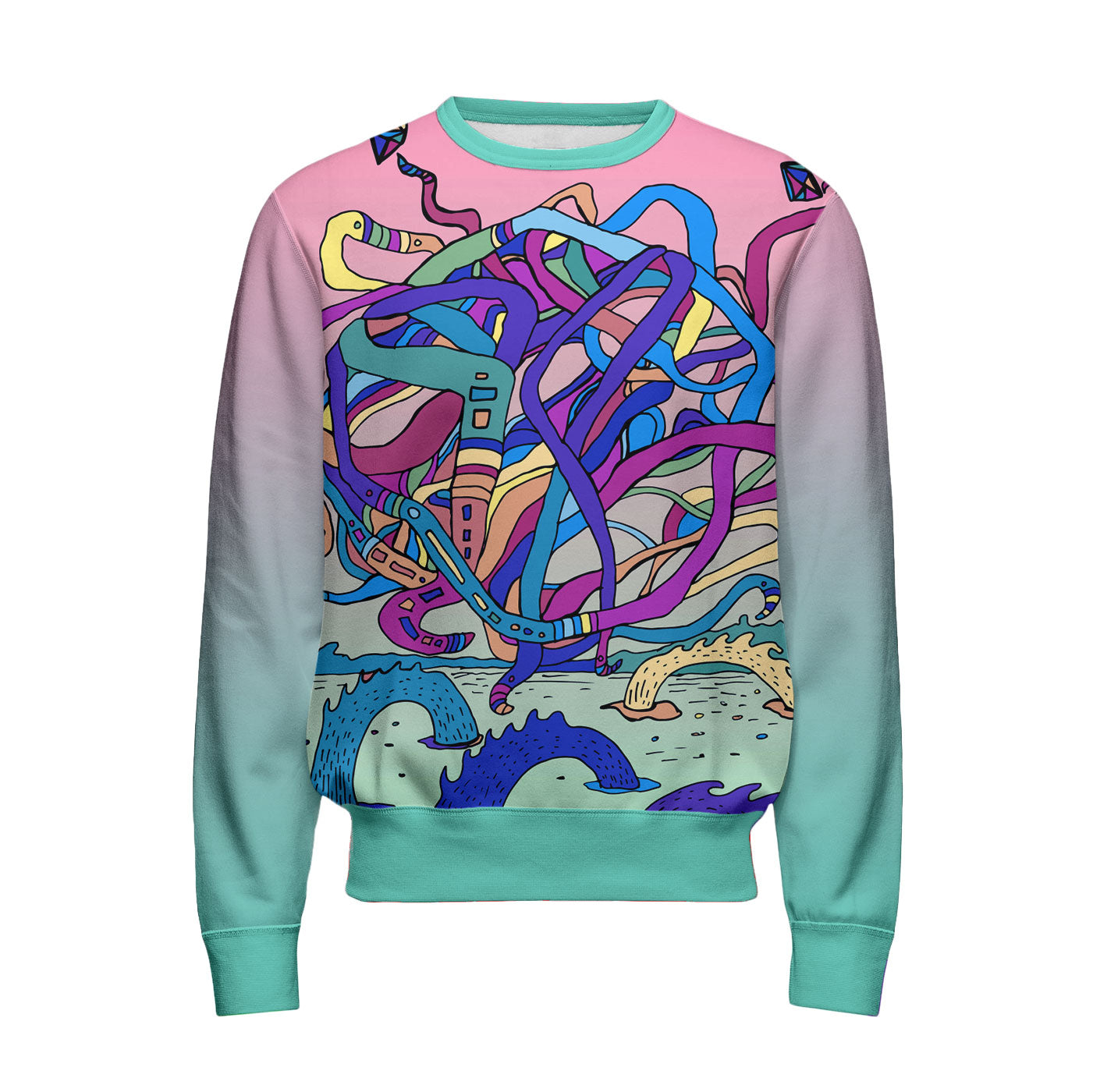Monsters Sweatshirt