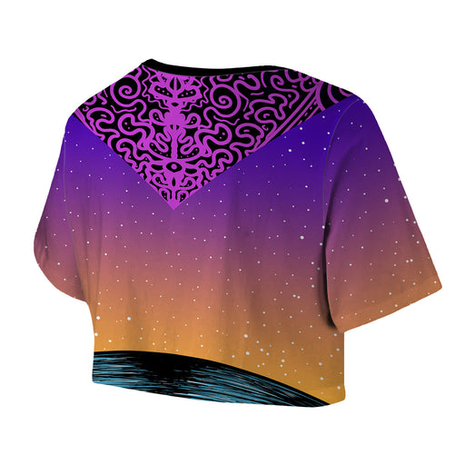 Miss Universe Crop Top