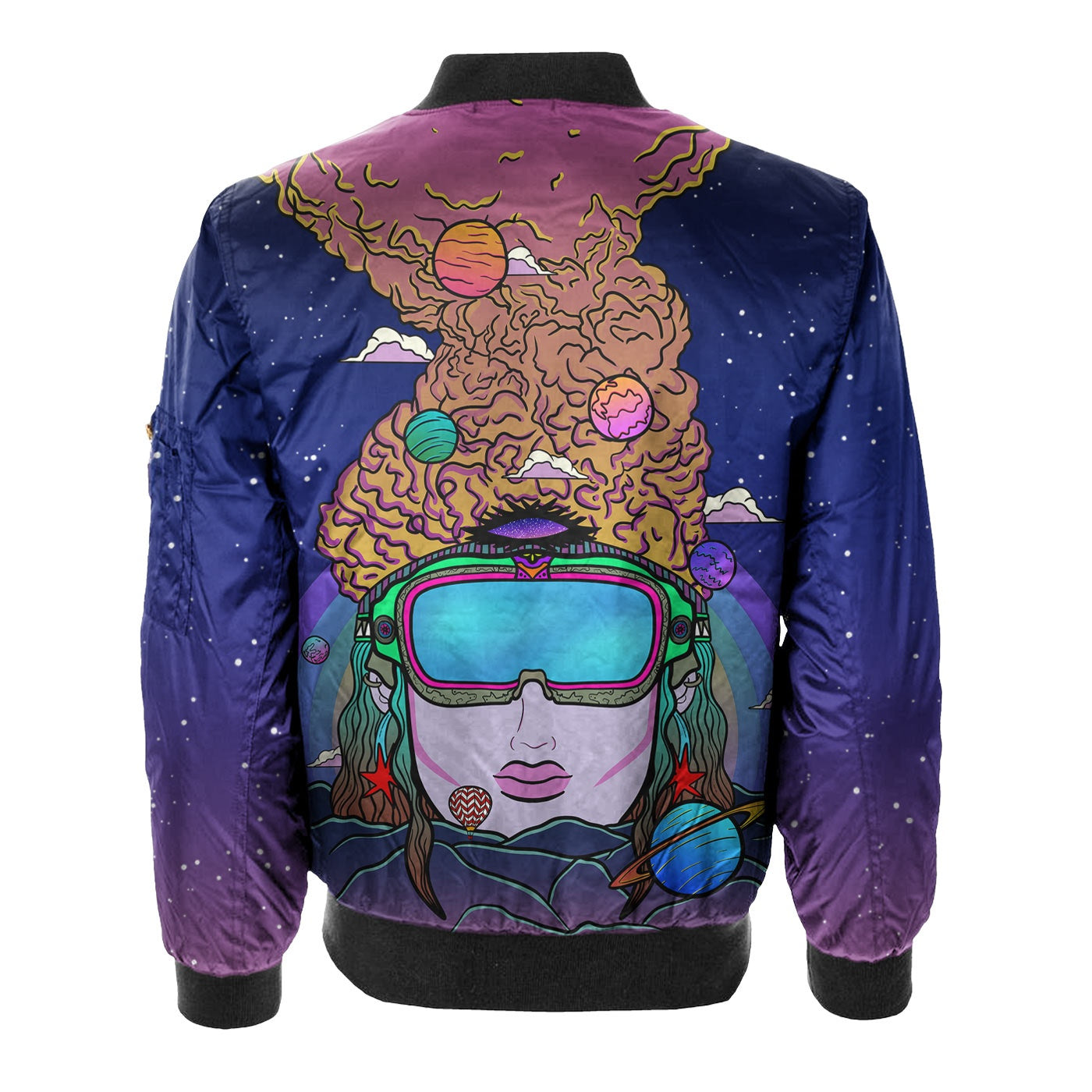 Above All Bomber Jacket