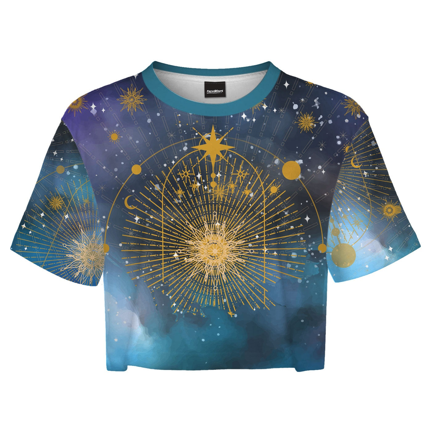 Morning Star Crop Top