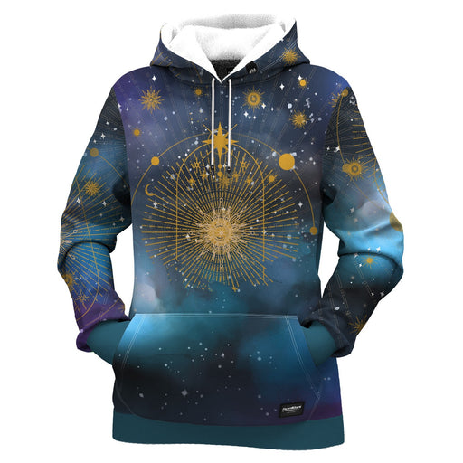 Morning Star Women Hoodie