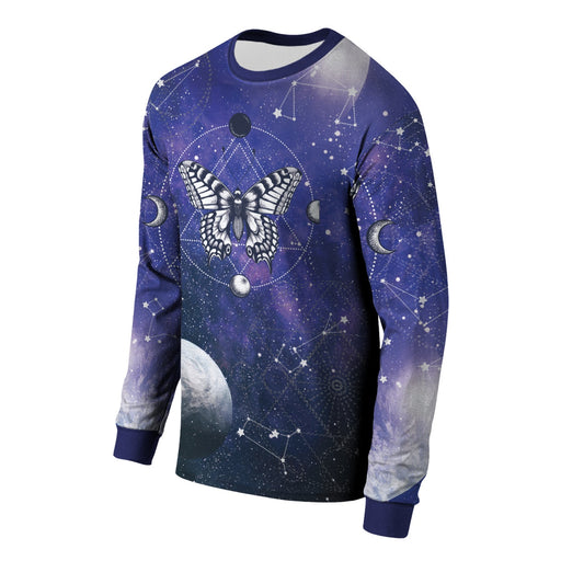 Mariposa Stars Long Sleeve Shirt