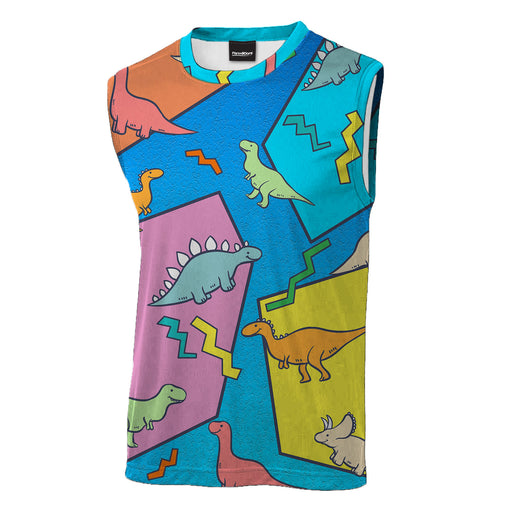 Dino Sleeveless T-Shirt