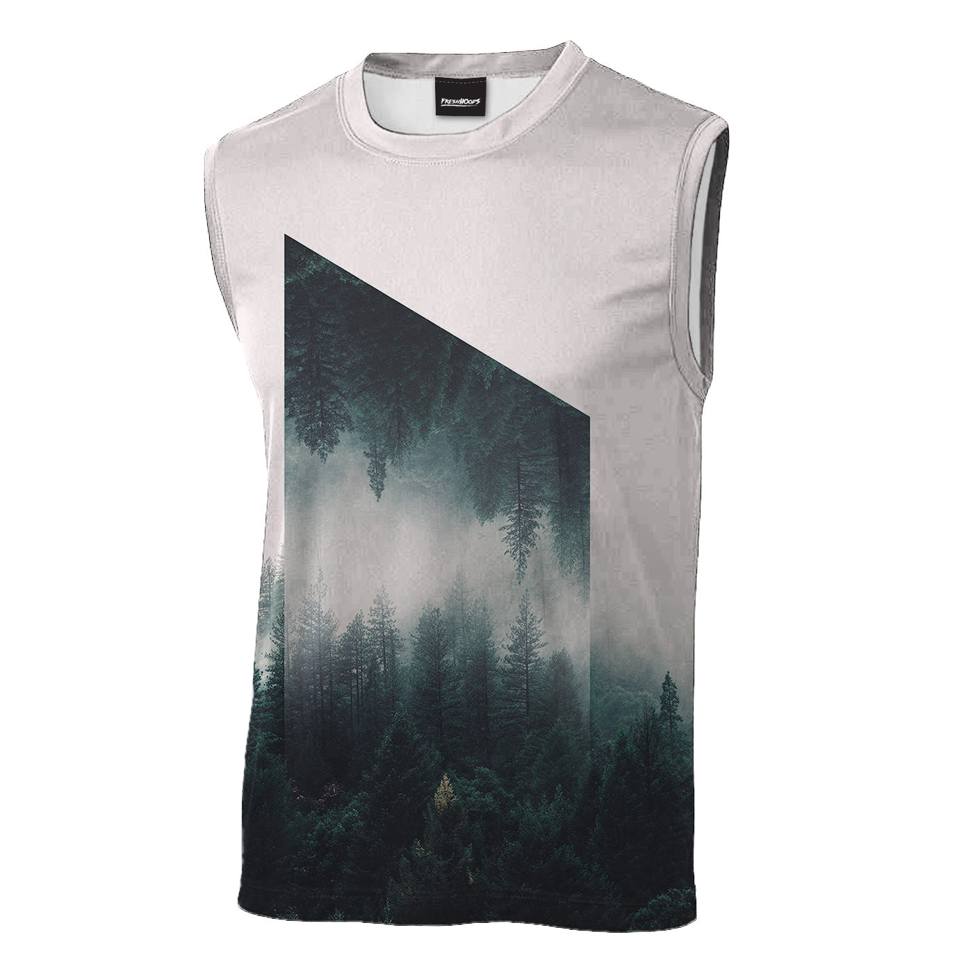 High Sector Sleeveless T-shirt