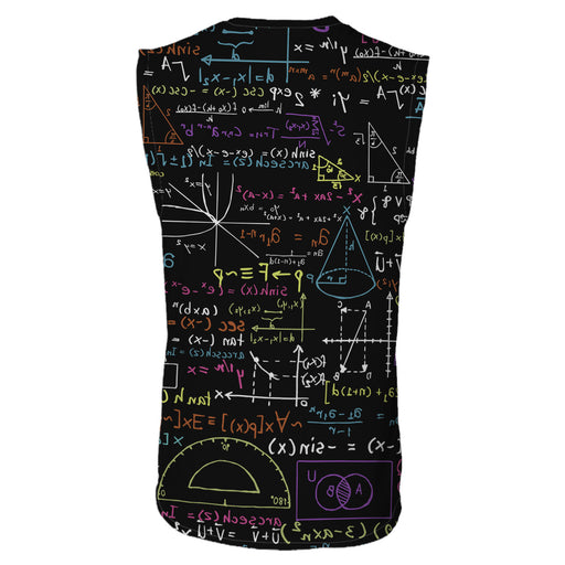Math Sleeveless T-Shirt