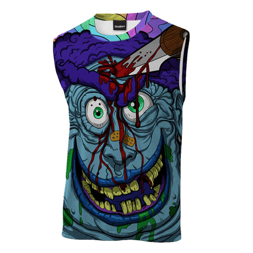Lost Clown Sleeveless T-Shirt