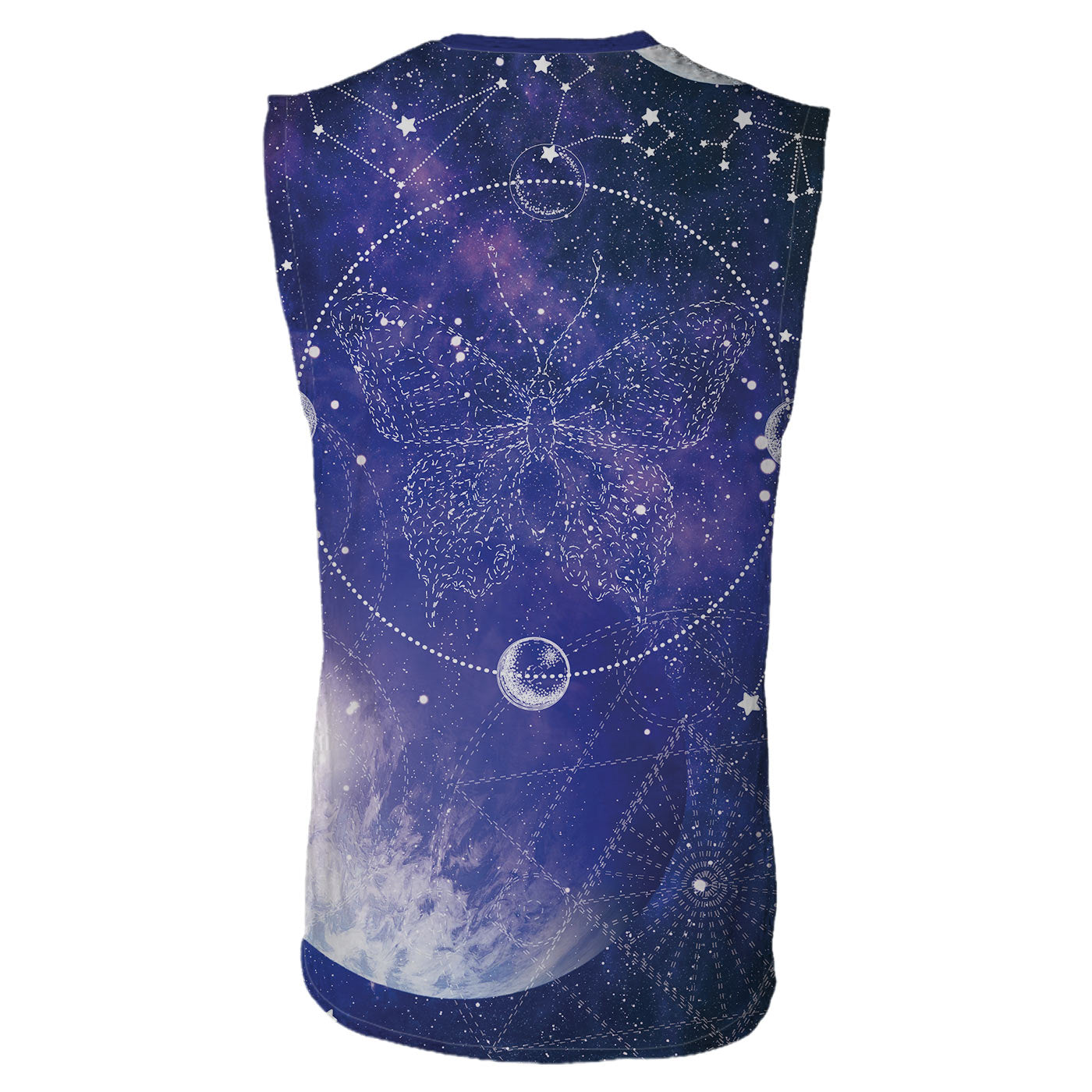 Mariposa Stars Sleeveless T-Shirt