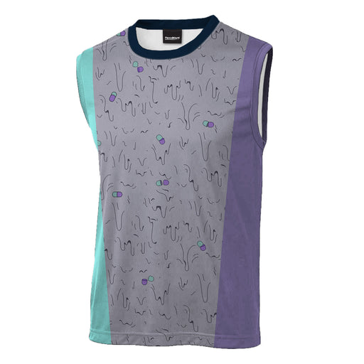 Melts Down Sleeveless T-Shirt