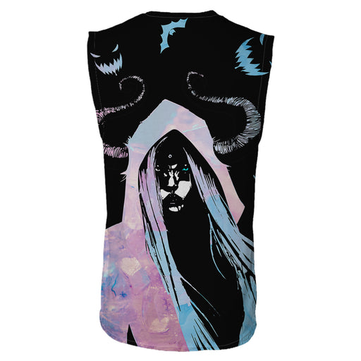 Demon Girl Sleeveless T-Shirt