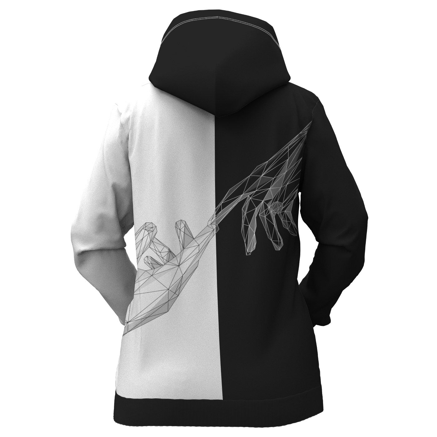 Together In Peace Women Zip Up Hoodie