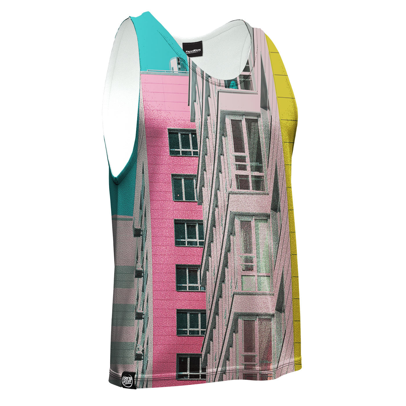 BUILDINGS Tank Top