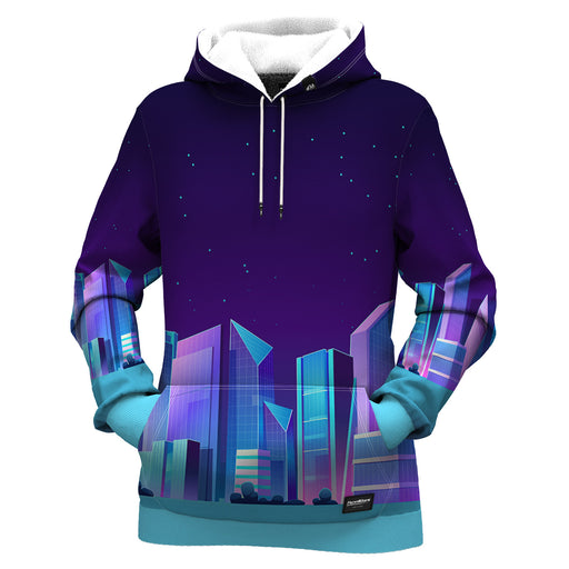 Midnight City Women Hoodie