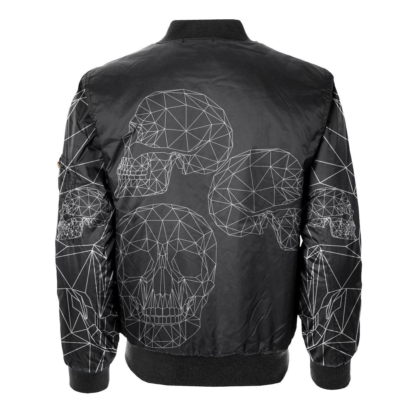 Black Dream Bomber Jacket