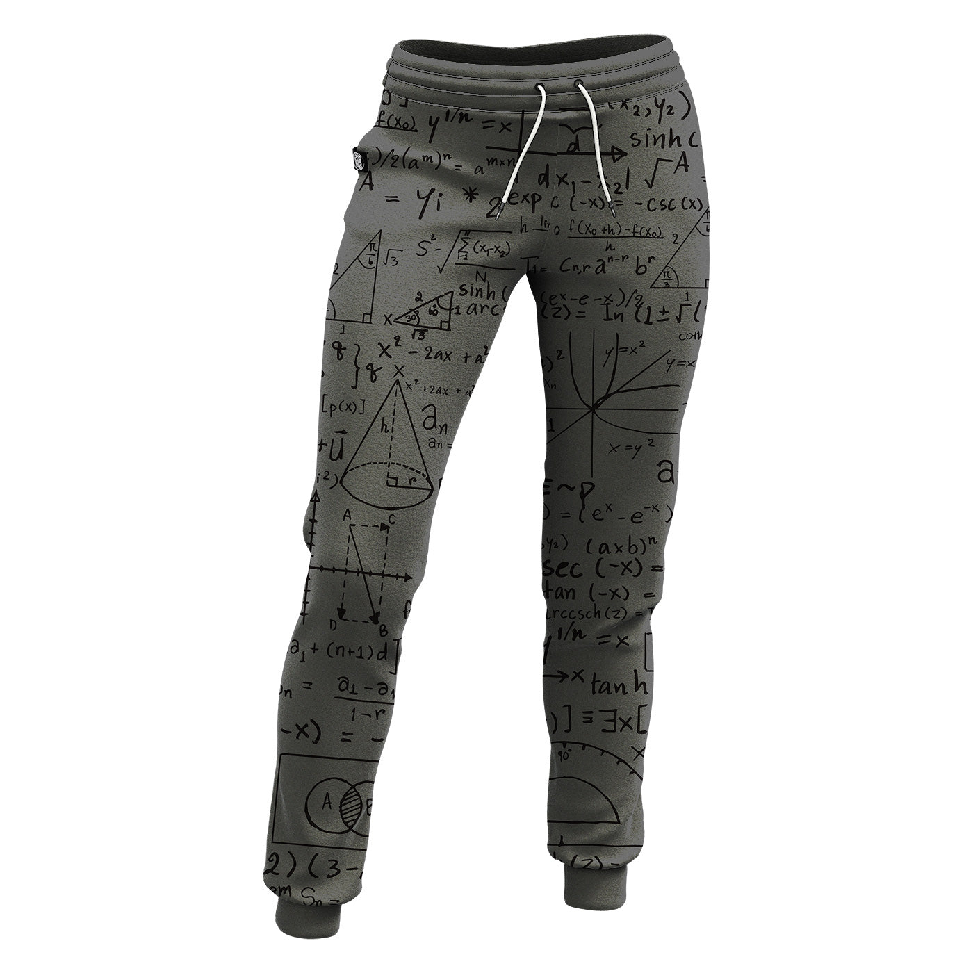 Math Women Sweatpants
