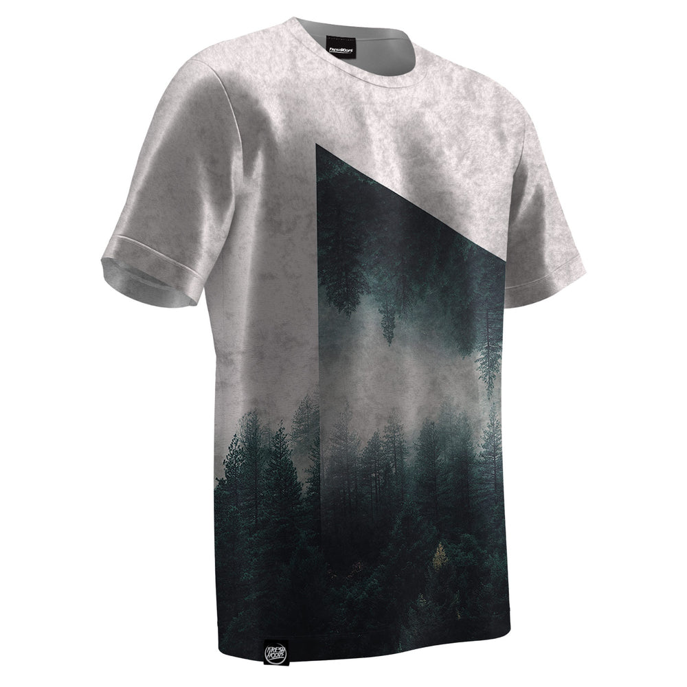 High Sector Crushed Velvet T-Shirt