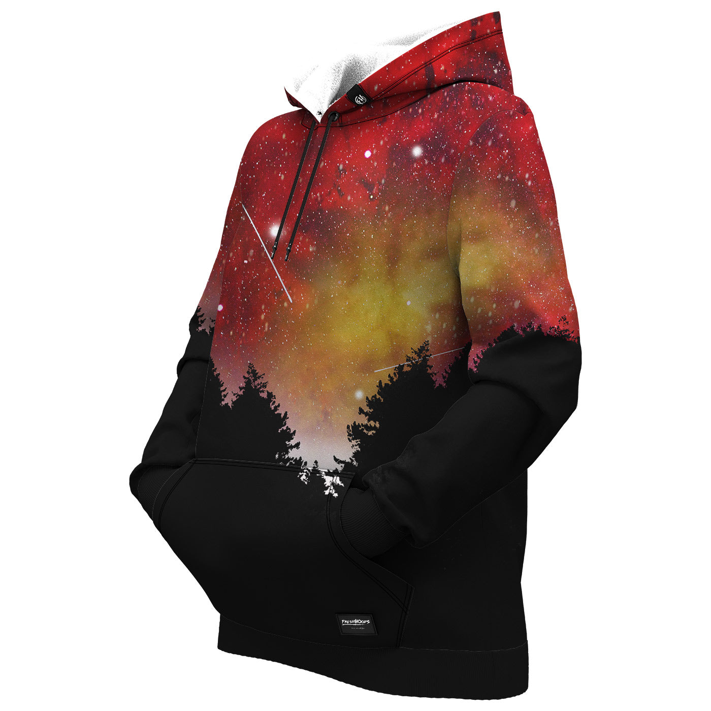 Red Lights Women Hoodie