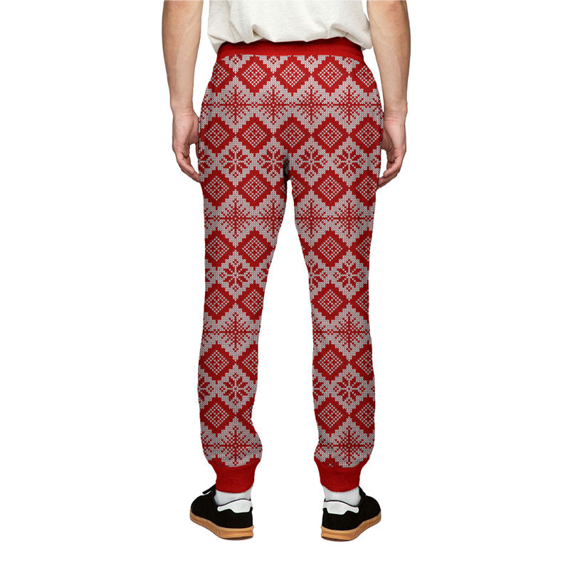 2020 Christmas Sweater Sweatpants