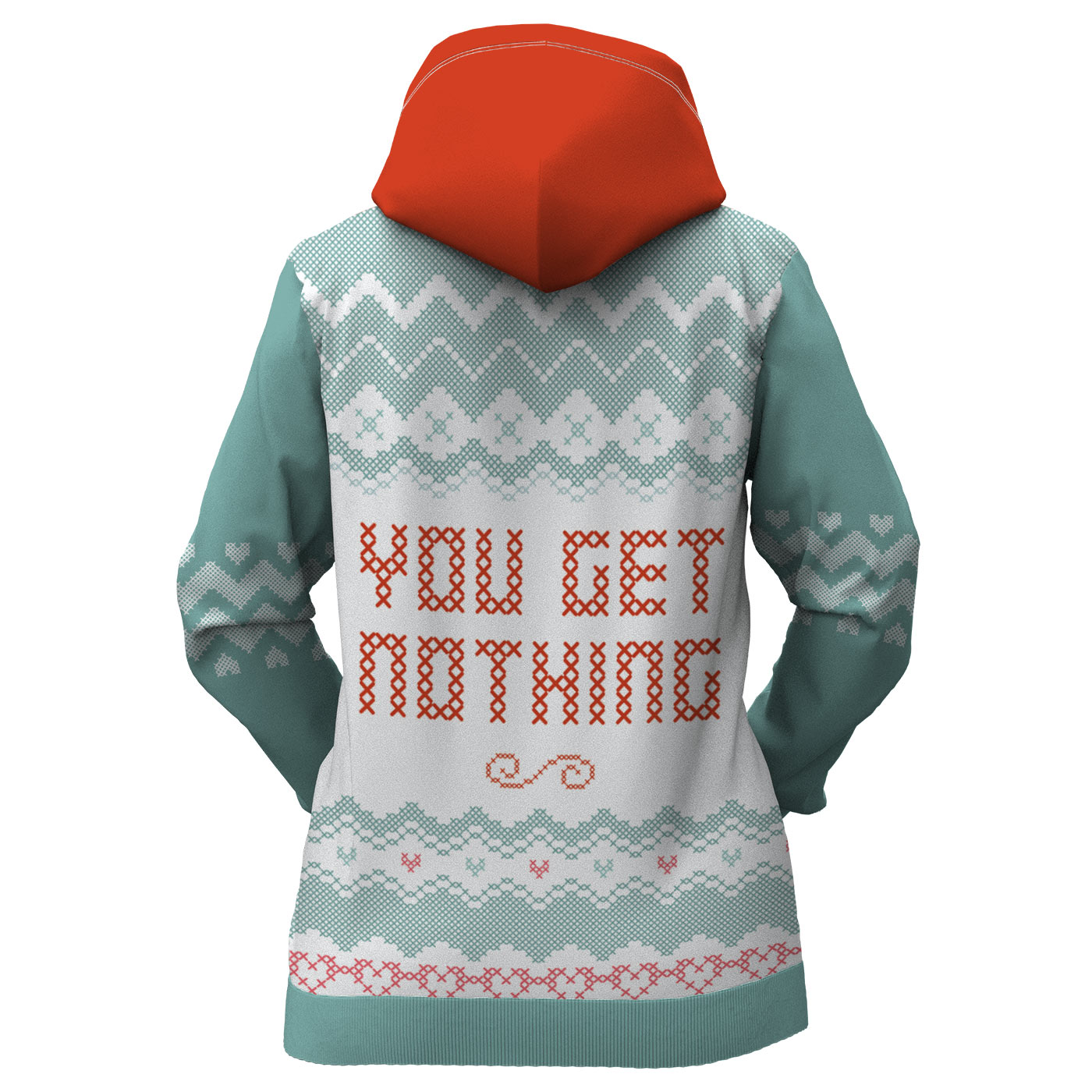 Not The Kindest Women Hoodie