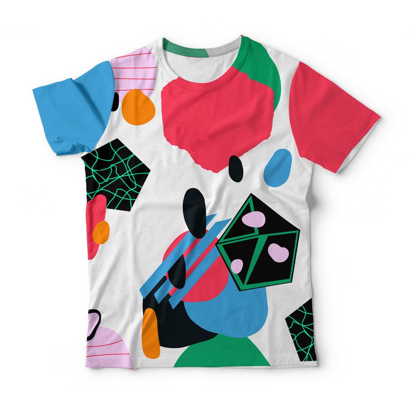 Abstract View T-Shirt