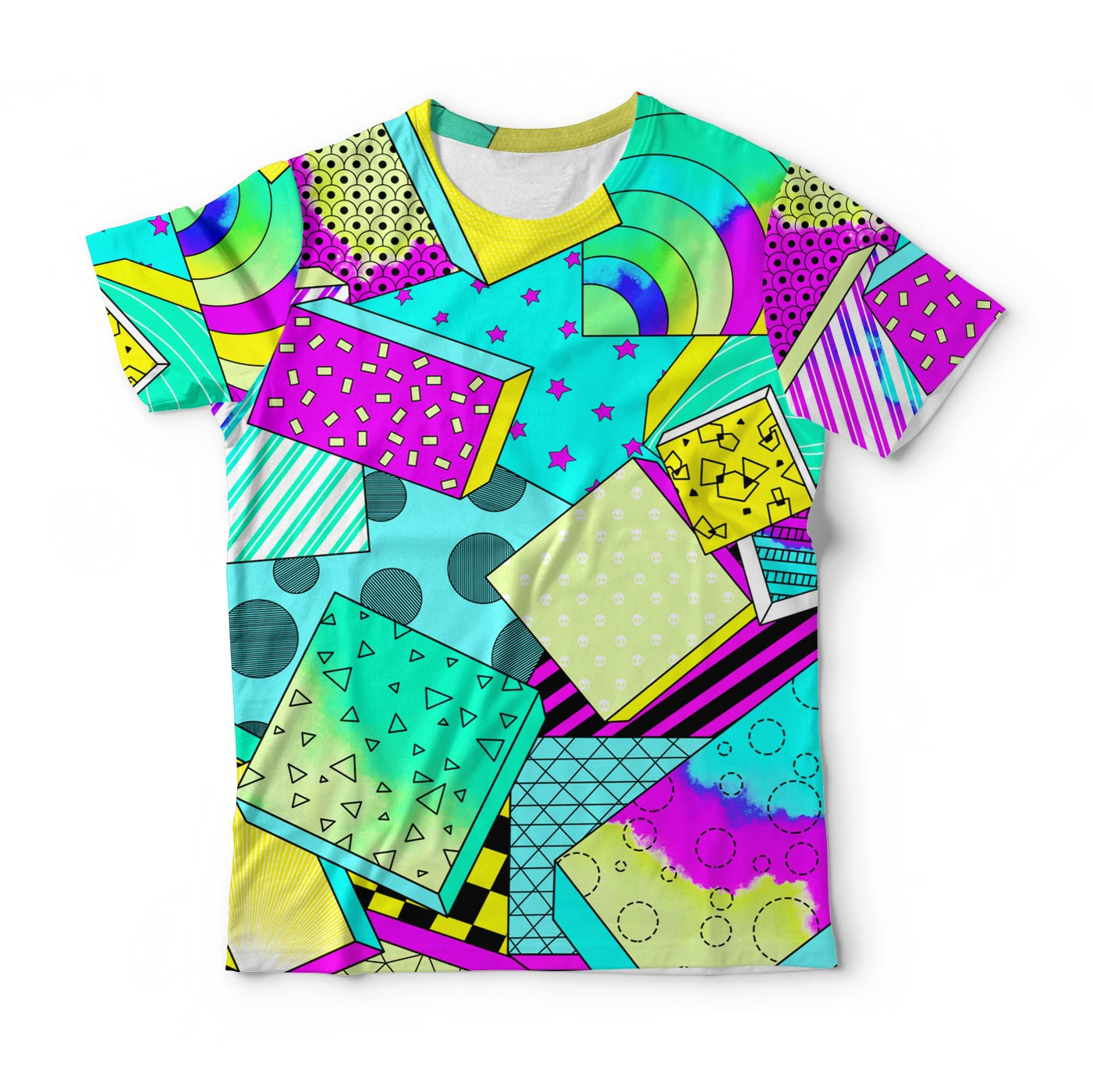 Dancing Cubes T-Shirt