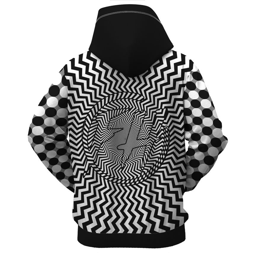Mirage Zip Up Hoodie