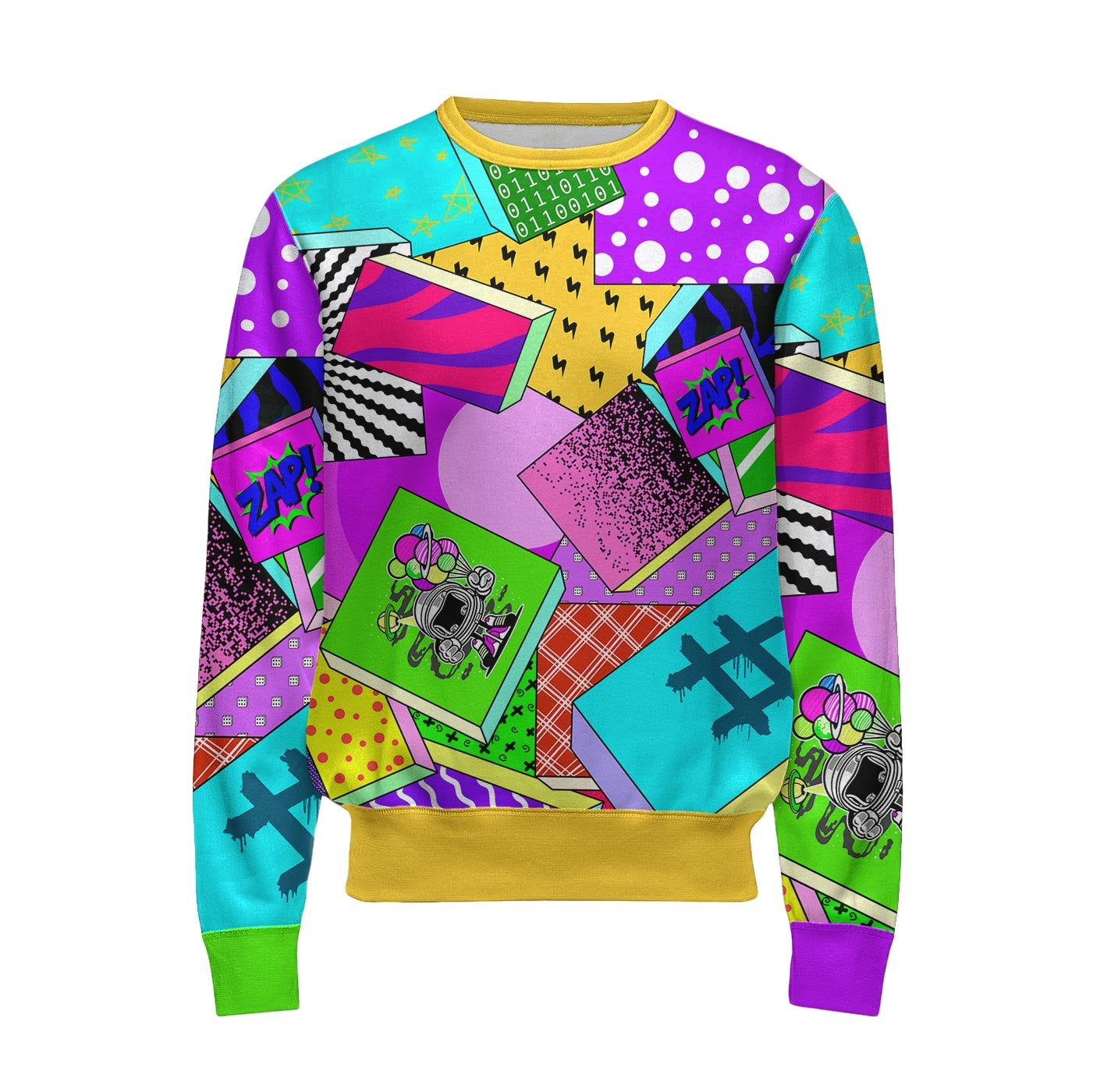 Zap Attack Sweatshirt