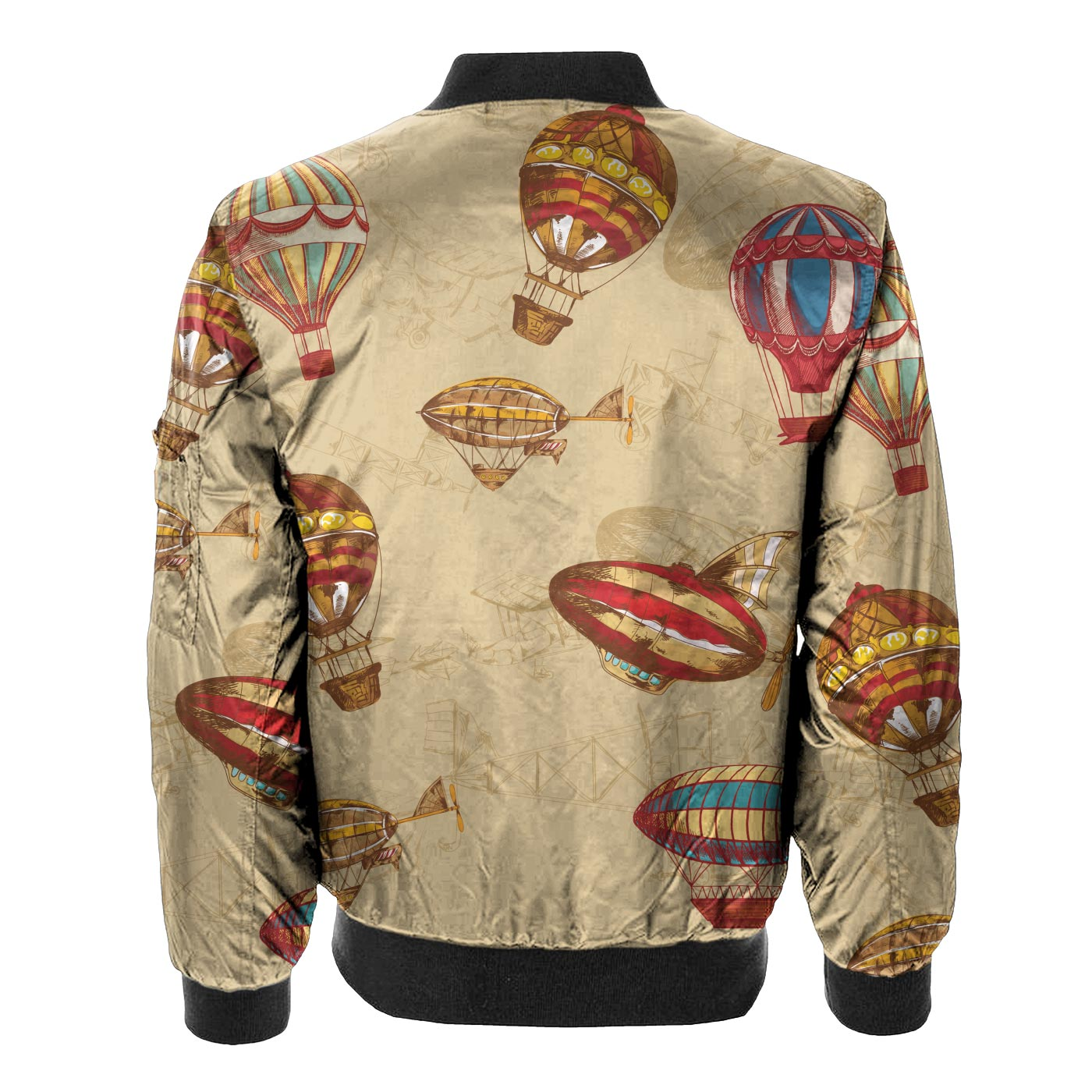 Dream Travel Bomber Jacket