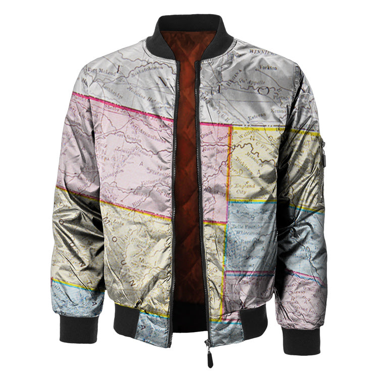 Colonialism Bomber Jacket