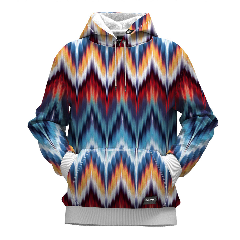 Abstract Ethnic Hoodie