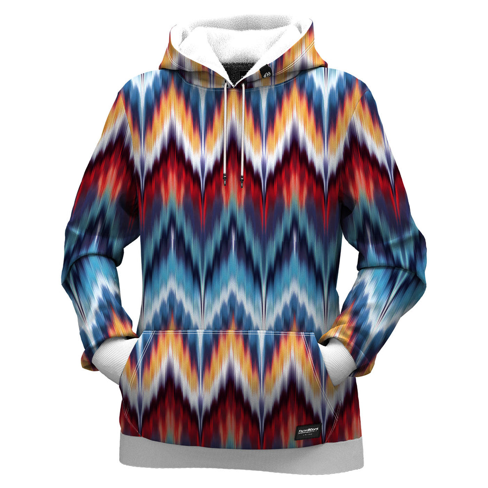 Abstract Ethnic Women Hoodie